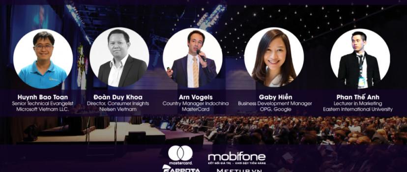 Trước giờ khai mạc tại Tp.HCM vào ngày mai (20/05), Vietnam Mobile Day 2017 cập nhật Agenda mới nhất!