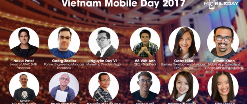 """""""Vệ Binh Dải Ngân Hà"""" của Vietnam Mobile Day là ai?"""