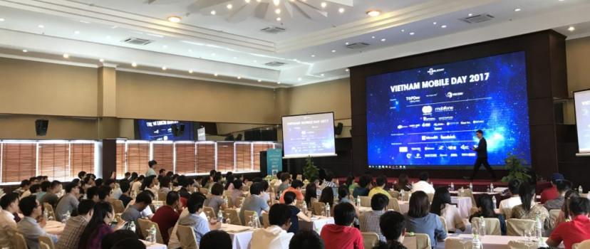 Vietnam Mobile Day 2017 – Hẹn gặp lại ngày nắng đẹp!