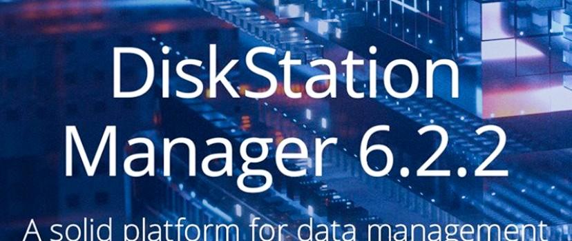 Synology ra mắt hệ điều hành DiskStation Manager 6.2.2 phục vụ quản lý dữ liệu