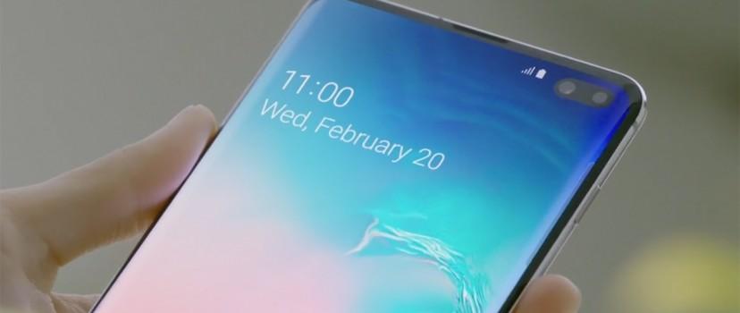 Samsung đang phát triển smartphone camera ẩn dưới màn hình