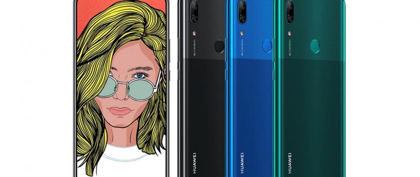 Huawei sắp giới thiệu Y9 Prime 2019: Camera thò thụt, giá hấp dẫn