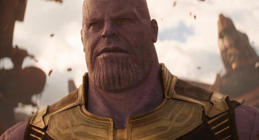 """Google hưởng ứng Endgame bằng găng tay Thanos """"ảo"""": Búng tay bay nửa số kết quả tìm kiếm"""